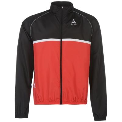 Jacheta Odlo ciclism negru rosu
