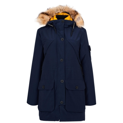Jacheta parka Penfield Hoosac pentru Femei albastru