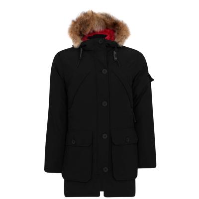 Jacheta parka Penfield Hoosac pentru Femei negru