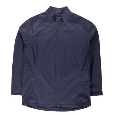 Jacheta pentru vant Callaway Fly cu fermoar pentru Femei albastru
