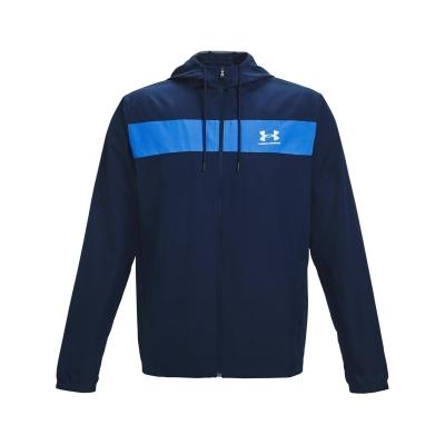 Jacheta pentru vant Under Armour bleumarin