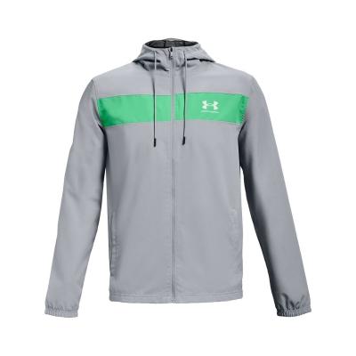 Jacheta pentru vant Under Armour gri