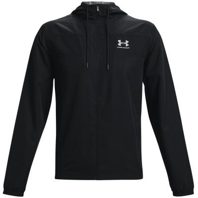 Jacheta pentru vant Under Armour negru