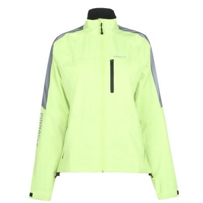 Jacheta Pinnacle competitie ciclism pentru Femei galben