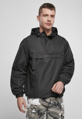 Jacheta Pulover Summer negru Brandit