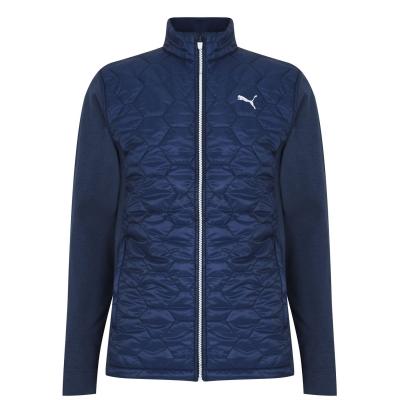 Jacheta Puma Cloudspun pentru Barbati bleumarin blazer
