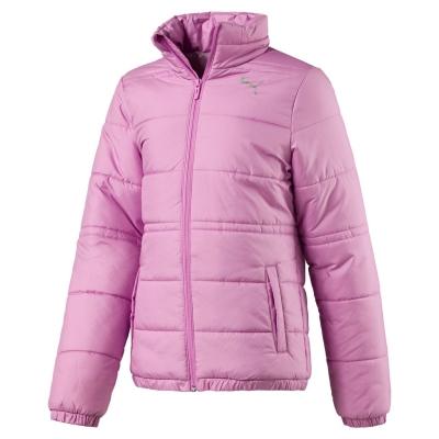 Jacheta Puma cu captuseala pentru fetite lila