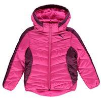 Jacheta Puma Norway pentru fetite