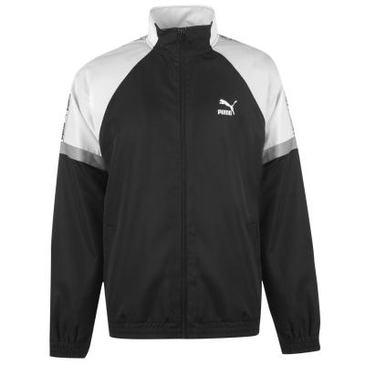 Jacheta Puma XTG Woven negru alb