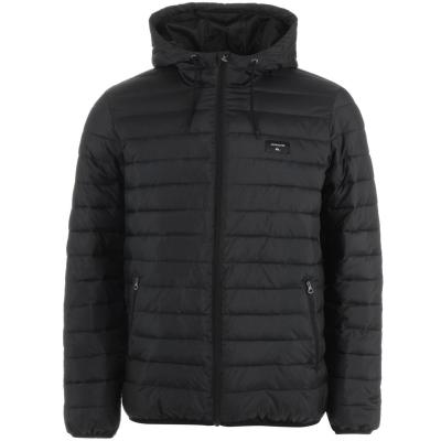 Jacheta Quiksilver Shaddy pentru Barbati negru