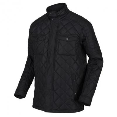 Jacheta Regatta Lleyton negru