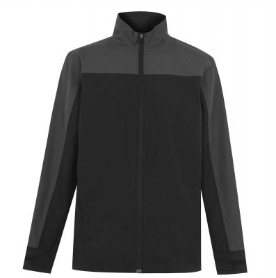Jacheta Slazenger impermeabil Golf pentru Barbati negru