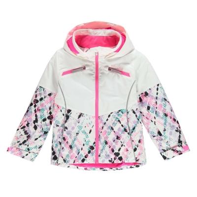 Jacheta Spyder Conquer pentru fetite impress multicolor