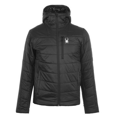 Jacheta Spyder Glissade pentru Barbati negru