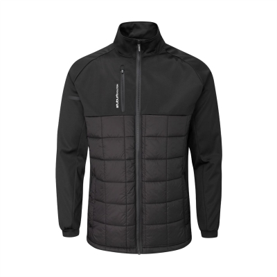 Jacheta Stuburt cu captuseala negru