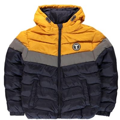 Jacheta Threadbare cu captuseala pentru baietei