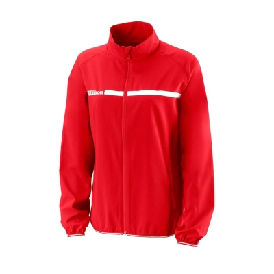 Jacheta Wilson Woven pentru femei rosu