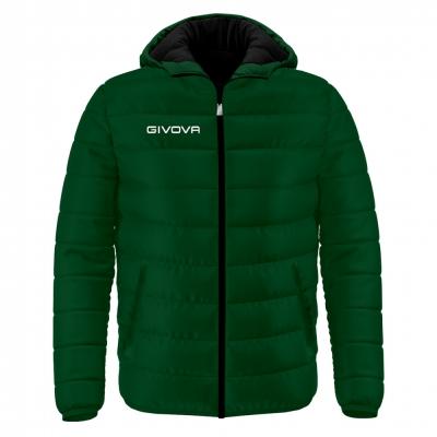 Jachete GIUBBOTTO OLANDA Givova verde inchis negru