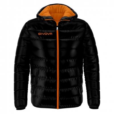 Jachete GIUBBOTTO OLANDA Givova negru portocaliu fosforescent