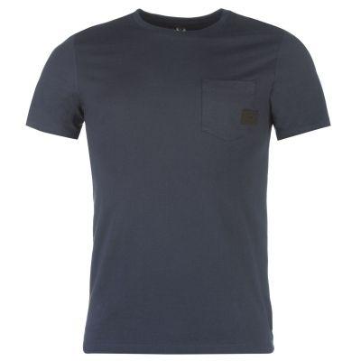 Tricou cu imprimeu Jack and Jones Core Camel pentru Barbati bleumarin