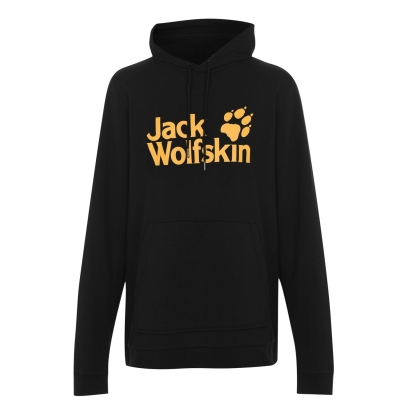 Hanorac Jack Wolfskin Quadrant negru smu