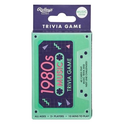 Jocuri Ridleys Trivia