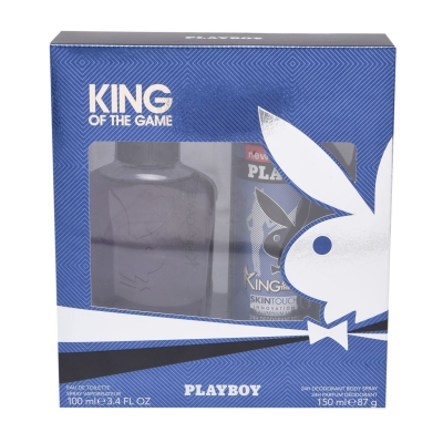 Jocuri Set Playboy King Of The Toiletry
