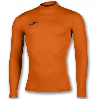 Tricou Joma Brama Orange cu maneca lunga galben