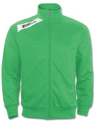 Joma Chaquueta Poly-tricot Victory Green