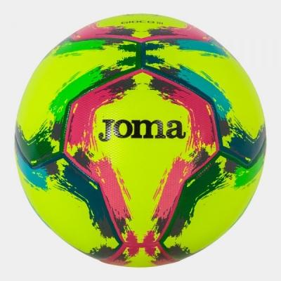Joma Fifa Pro Gioco II Ball Fluor galben fosforescent