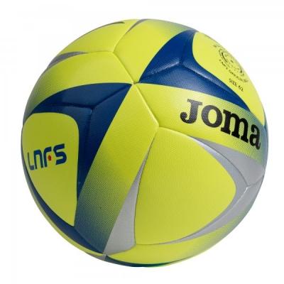 Joma Lnfs Ball Fluor galben-silver-albastru Size 62 fosforescent