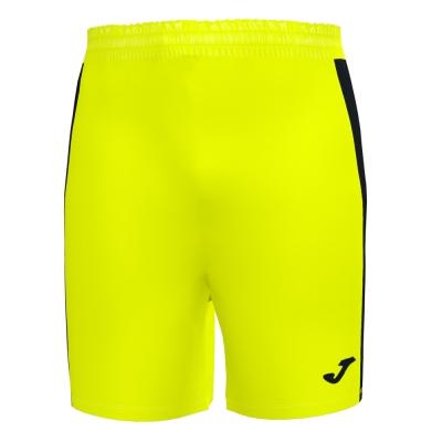 Joma Maxi Short Fluor galben-negru fosforescent
