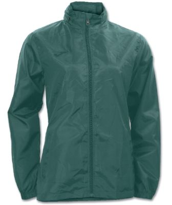 Jacheta ploaie Joma Alaska II Dark verde pentru Femei