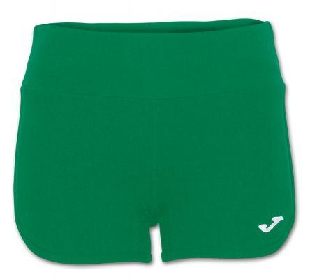 pantaloni scurti sport Joma Combi verde pentru Femei