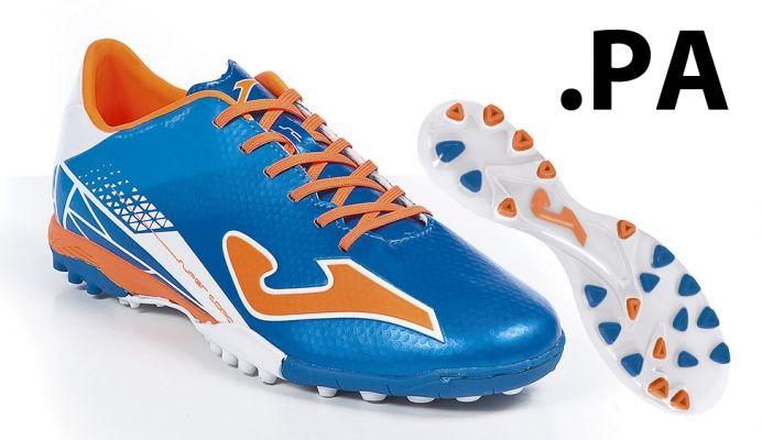 Ghete de fotbal Joma Supercopa 505 albastru Artifgrass