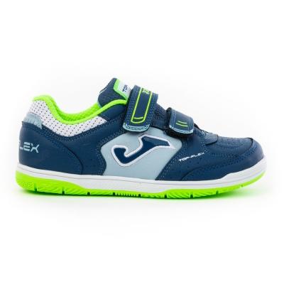 Joma Top Flex 2043 albastru-verde Indoor copii roial