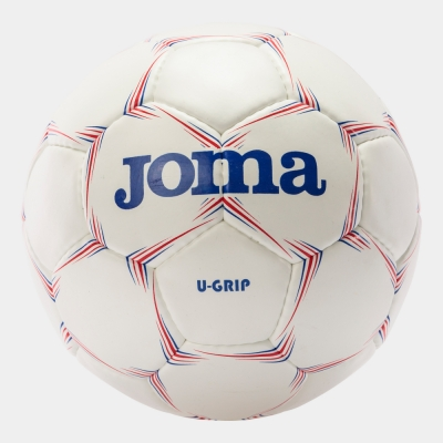 Joma U-grip Ball alb rosu