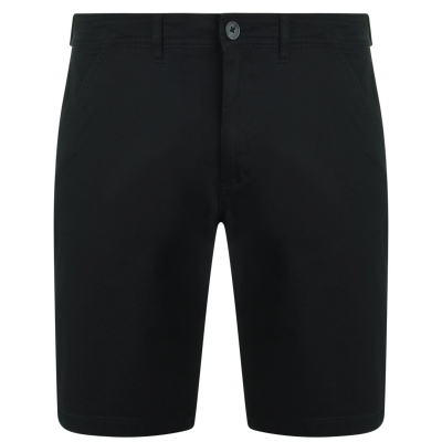 Pantaloni scurti Kangol Chino pentru Barbati negru