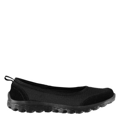 Kangol Eliza Ballet Shoes pentru femei negru