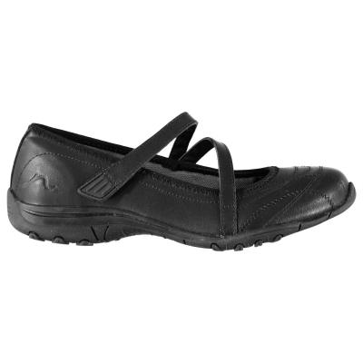 Kangol Matha Mary Jane Shoes pentru Femei negru