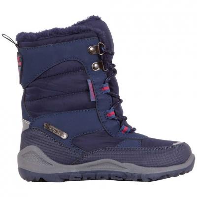 Kappa Alido Tex Shoes bleumarin 260813K 6760 pentru Copii