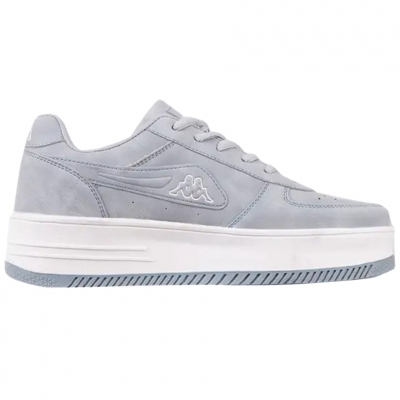 Kappa Bash Pf Shoes gri-alb 243001 6510 pentru femei