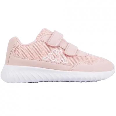 Kappa Cracker II K Shoes roz And alb 260647K 7110 pentru Copii