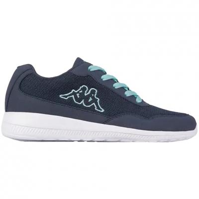 Kappa Follow Shoes bleumarin-menta 242495 6737 pentru femei