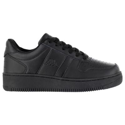 Adidasi sport Kappa La Morra pentru Copii negru