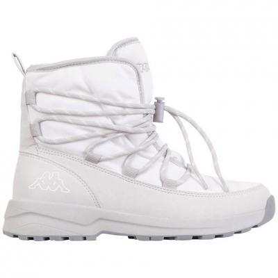 Kappa Mayen Standard Shoes alb-gri 242898 1014 pentru femei