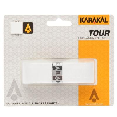 Karakal Tour Replacement Grip alb