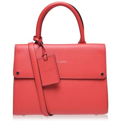 Geanta de Umar Karl Lagerfeld Ikon Mini a502 rosu