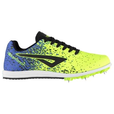 Karrimor Run Juniors Spike Shoes galben negru