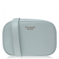 Geanta Kate Spade Astrid Medium Camera crystal albastru